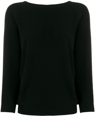 BA&SH Cramy knot detail jumper