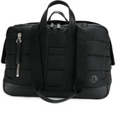 Moncler quilted luggage holdall - women - Leather/Polyester - One Size