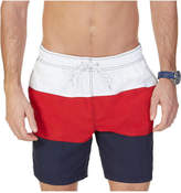 "Nautica 18"" Colourblock Swim Short"
