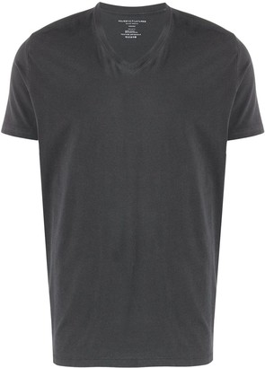 Majestic Filatures plain V-neck T-shirt