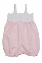 cesar blanco Pink Crocheted Romper