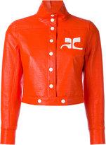 Courreges iconic short jacket