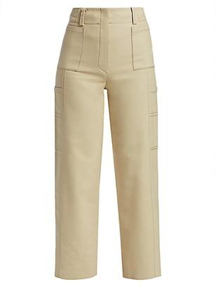 LVIR Cotton Cargo Trousers
