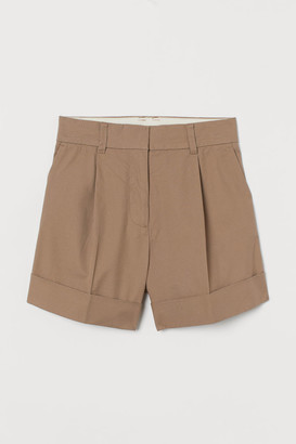 H&M Pima cotton shorts