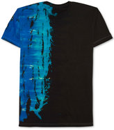 JEM Men's Tie-Dye T-Shirt