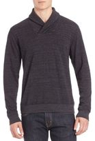 Splendid Mills Shawl Collar Sweatshirt