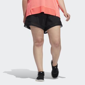 adidas HEAT.RDY Training Shorts (Plus Size)