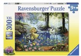 Ravensburger Girl's Mystical Meeting 300-Piece Puzzle