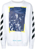 Off-White Caravaggio sweatshirt - men - Cotton - S