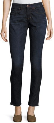 Eileen Fisher Organic Skinny Ankle Jeans, Utility Blue