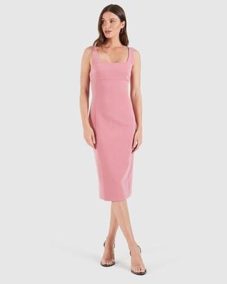 Cooper St Ritz Body-Con Midi Dress