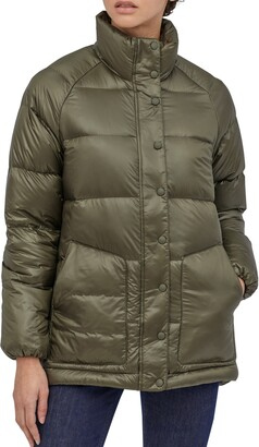 Patagonia Raven Rocks Water Repellent 700 Fill Power Down Puffer Jacket