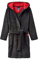 Joules Little Joule Children's Junior Lupo Wolf Dressing Gown, Multi