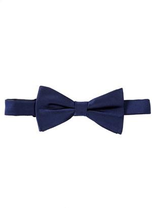 Nordstrom Rack Silk Dover Solid Pre-Tied Bow Tie
