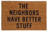 Wilson Reed Design Neighbors Doormat