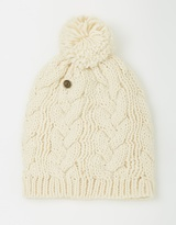 The Consciousness Pom Off Beanie