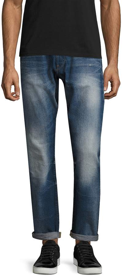 G Star G-Star Men's 3301 Tapered Jeans