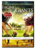Sony Facing The Giants DVD