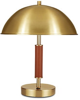 Bunny Williams Home Dome Lamp - Brass