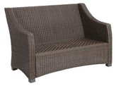 Threshold Patio Loveseat 15in Belvedere Frame Only