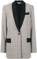 Stella McCartney oversized classic blazer - women - Cotton/Viscose/Wool - 42