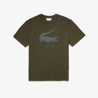 Lacoste Men's Cotton T-Shirt