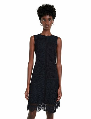Desigual Women's Vest_Madrid Casual Dress