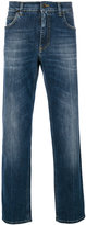 Dolce & Gabbana faded jeans - men - Cotton/Spandex/Elastane - 46
