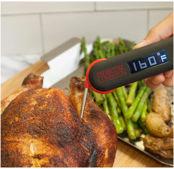 Charcoal Companion Digital Meat Thermometer