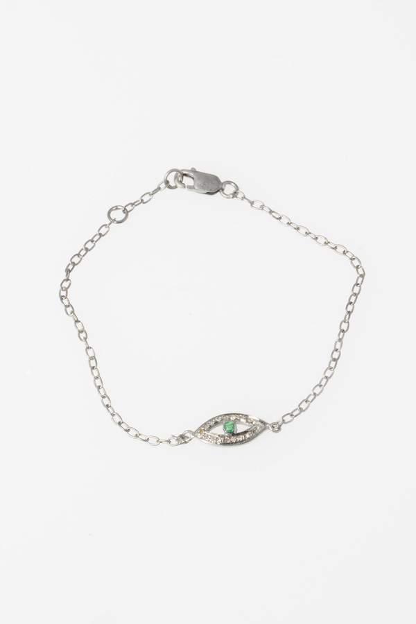 Ileana Makri Small Eye Bracelet