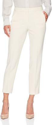 Kasper Women's Petite Stretch Crepe Pant