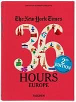 Taschen NYT: 36 HOURS EUROPE - SECOND EDITION