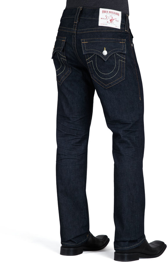 True Religion Ricky Inglorious Jeans