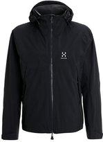 Haglöfs Lepus Hardshell Jacket True Black