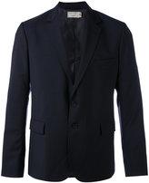 MAISON KITSUNÉ two-button blazer - men - Acetate/Viscose/Wool - 50
