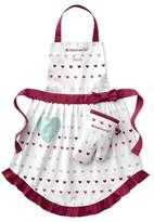 Williams-Sonoma American GirlTM; by Williams Sonoma Hearts Kids Apron & Mitt