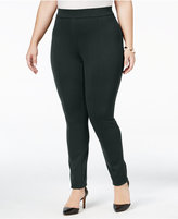 Style&Co. Style & Co Plus Size Seamed Leggings, Created for Macy's