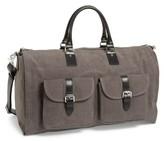 hook + ALBERT Canvas Garment/duffel Bag - Grey
