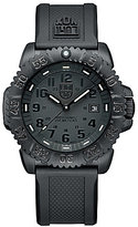 Luminox Blackout Navy Seal ColorMark Watch