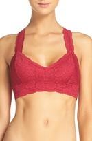 Free People Women's Intimately Fp Lace Racerback Bralette