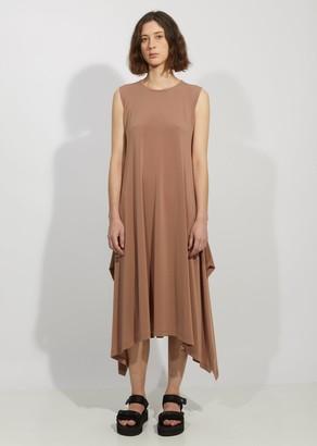 Issey Miyake Drape Jersey Nude Dress