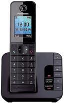 Panasonic KX-TGH220EB Cordless Telephone With Answering Machine And Nuisance Call Block - Single