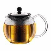 bodum ASSAM teapot chrome 0.5L 1807-16 (japan import)