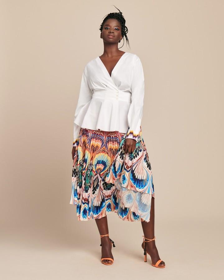 Mary Katrantzou Uni Skirt