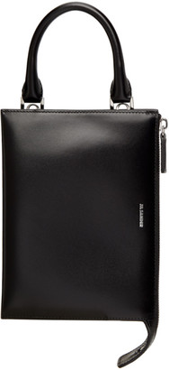 Jil Sander Black Mini Tootie Shoulder Bag