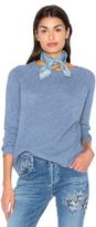 White + Warren Essential Crew Neck Sweater
