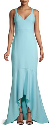 Elizabeth and James Sade Hi-Lo Gown
