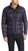 London Fog Men's Jud Packable Down Jacket