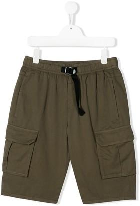 Stella Mccartney Kids TEEN cargo shorts