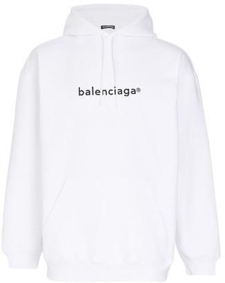 Balenciaga New Copyright hoodie